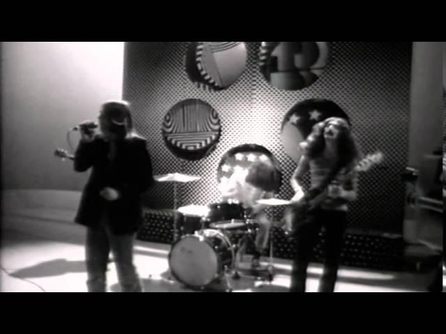 Black Sabbath Paranoid Belgium 1970