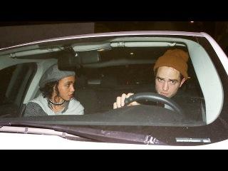 6 мая - Роберт и Талия в Лос-Анджелесе.
