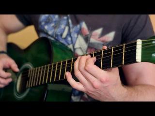 Love Theme - Cinema Paradiso (guitar cover)