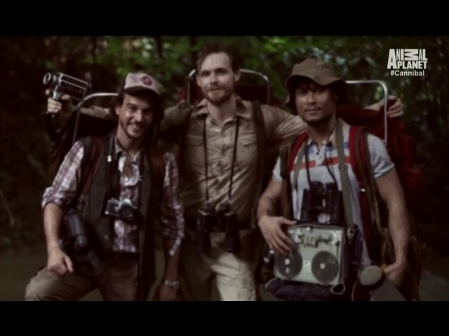 Animal Planet Sci Fi The Cannibal in the Jungle 2015 Film