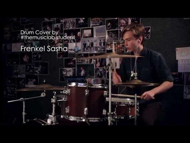 Sasha Frenkel Blink 182 All The Small Things Drum Cover *HD*
