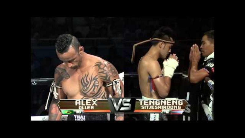 THAI FIGHT 2015 July 18 Shaolin, China Tengnueng vs Alex Oller