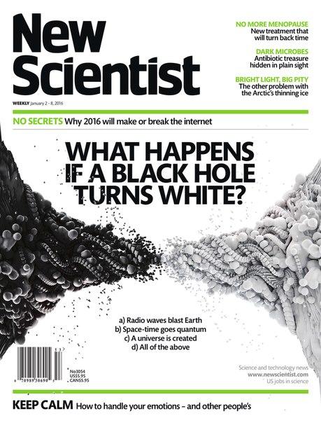 New Scientist - January 2, 2016 vk.com