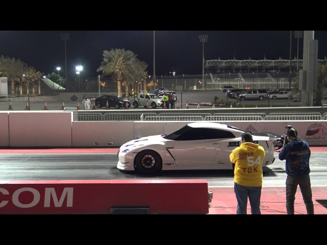 EKanooRacing's T1 R35 NEW WORLD RECORD 7 20@325KM H 202MPH Video 2