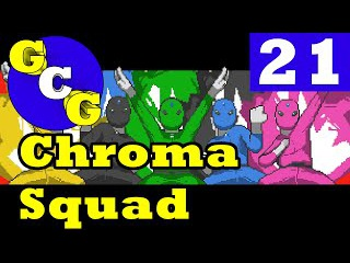 Chroma Squad - Terrifying Dancing Bear! - Episode 21
