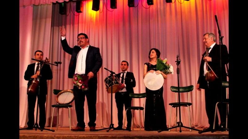 Фотоотчет Азербайджанского общественного центра Удмуртии Достлуг
