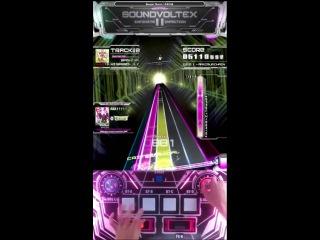 SOUND VOLTEX II Bangin' Burst (EXH)