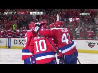 Pittsburgh Penguins vs Washington Capitals. Full Highlights. March 1st, 2016. (HD)