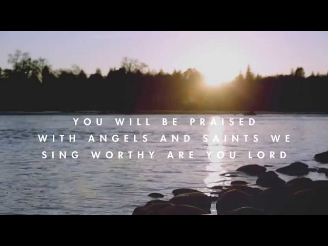 Ever Be Official Lyric Video kalley We Will Not Be Shaken