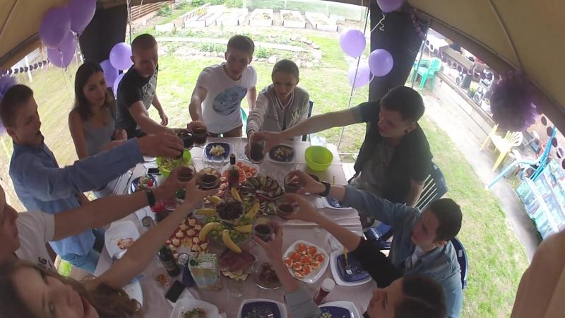 KAMORA BIRTHDAY PARTY 18