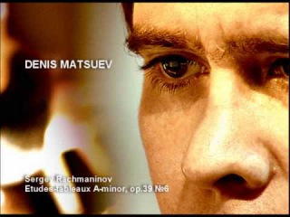 Denis Matsuev.  Etedes-tableaux in A minor,  №6.
