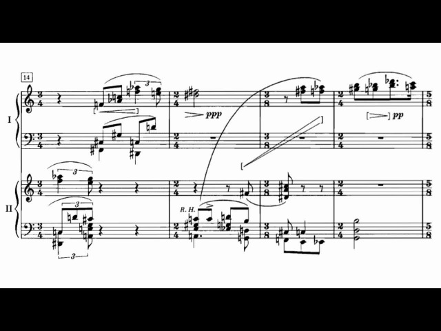 Charles Ives Three Quarter Tone Pieces 1 3
