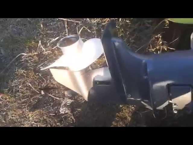Рыбалка в Беларуси Ямаха 9 9 Gmhs раздушеный в 15 Замер скорости
