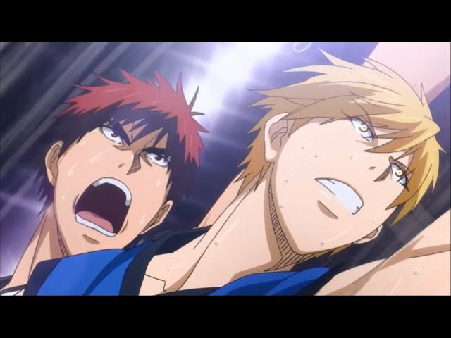 Kuroko no Basket ▪「AMV」▪ Seirin vs Kaijo ♪Stay This Way♪ ᴴᴰ