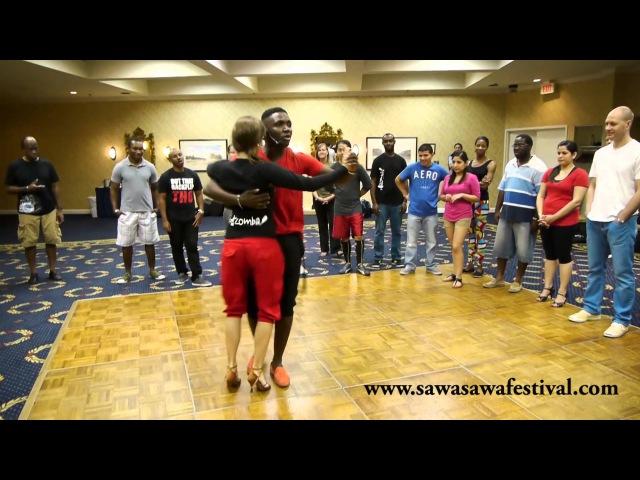 Intro to Semba (the Kizomba-Semba Connection) by Jamba Jamba Lily (Sawa Sawa Kizomba Festival)