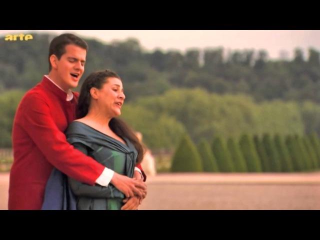 Cecilia Bartoli chante Mia fiamma...mio ardore