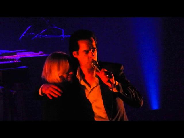Nick Cave Brompton Oratory 09 05 2015 Bruxelles Cirque Royal