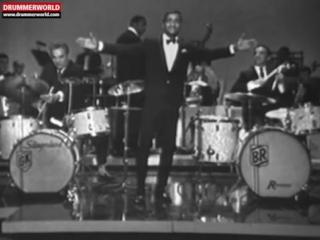 Buddy Rich - Gene Krupa - Sammy Davis Jr. The legendary DRUM BATTL