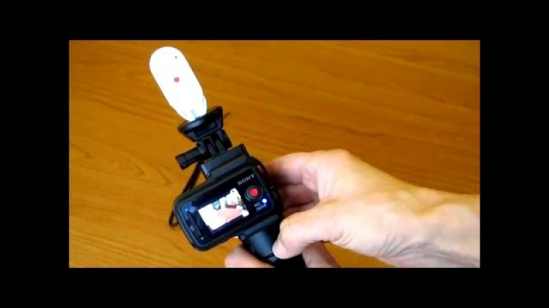 Accessorio Sony Shooting Grip VCT STG1