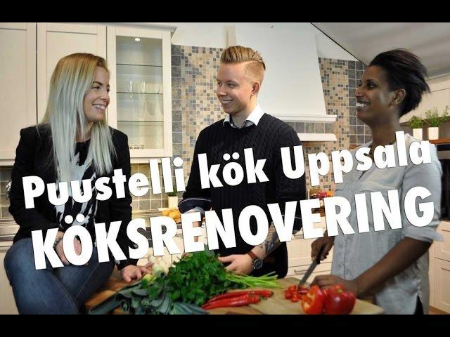 Добро пожаловать в Puustelli Kök Uppsala (Швеция)