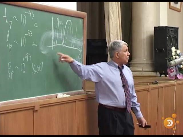Теория инфляционной Вселенной, или теория Мультивселенной Линде А. Д.