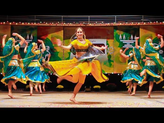 Nimbooda Nimbooda, Indian Dance Group Mayuri, Russia, Petrozavodsk