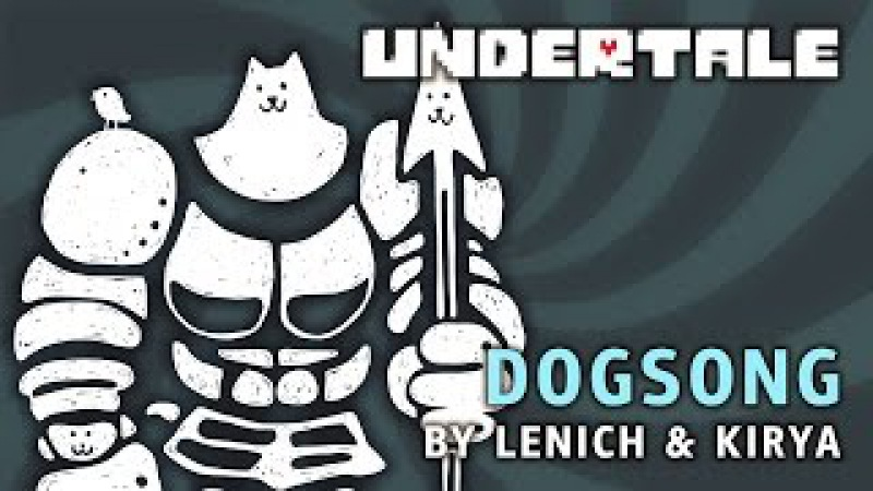 Undertale - Dogsong (Greater Dog Theme) Acoustic Cover