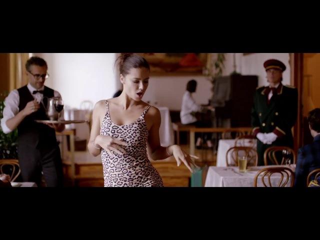 Adriana Lima Dances VOGUE Hotel Swerve