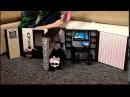 Видео на Конкурс для Канала MGM Домик Книжка для кукол Monster High