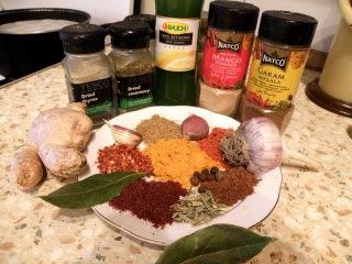 Коллекция Маминых Специй - Cooking Spices Collection