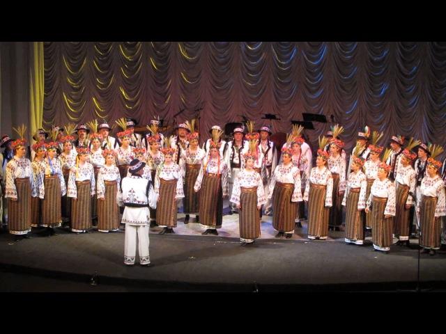 На городі верба рясна - концерт українсько-канадського хору «Ластівка»