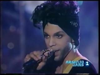 Prince - Cream  (Arsenio Hall Show, 1991)