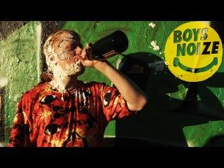 Boys Noize - Birthday feat. Hudson Mohawke & Spank Rock (Official Video)