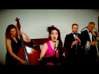 """paparazzi"" (lady gaga) — 1920s jazz cover by robyn adele anderson"