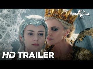 O Caador e a Rainha do Gelo - Trailer Oficial