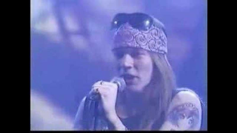 Guns N' Roses - Used to love her (Live Era '87-'93)