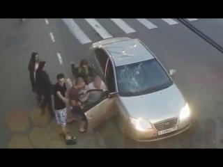 ишак не знал, что мушку спиливать надо ))))))))