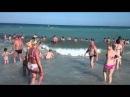 Одесса Пляж Отрада 12/07/2014