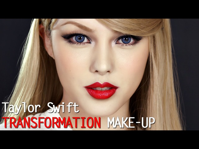 Taylor Swift Transformation Makeup With subs 테일러 스위프트 커버 메이크업