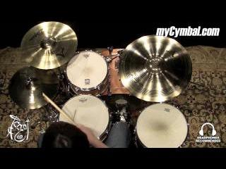"Zildjian 14"" A Custom Mastersound Hi Hat Cymbals (A20550-1041415A)"
