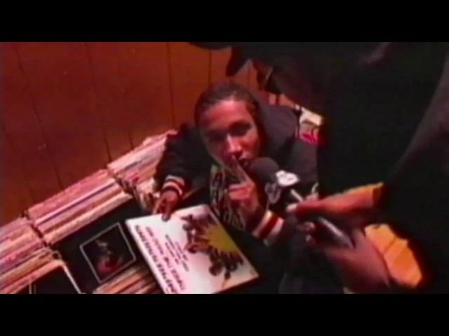DITC Lord Finesse, Showbiz AG, Big L, Roc Raida, Diamond, Black Sheep Yo! MTV 1993