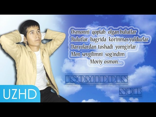 Isomiddin NUR - Yig'lamagin 2 (Music version)
