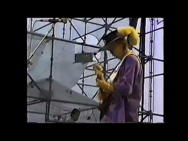 Stevie Ray Vaughan Midtfyns Festival Ringe DEN 1988 07 01