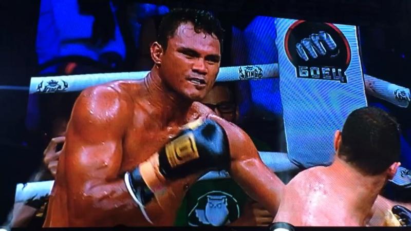 Petros ananyan boxing