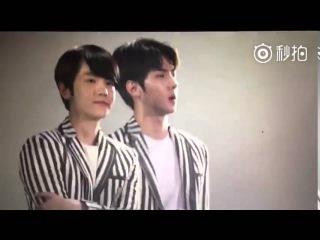 160424 EXO Sehun 세훈 introduce at K-pop top group concert[Fancam]2