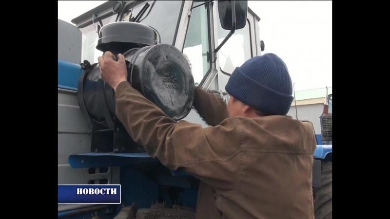 Техосмотр МТС Агросервис