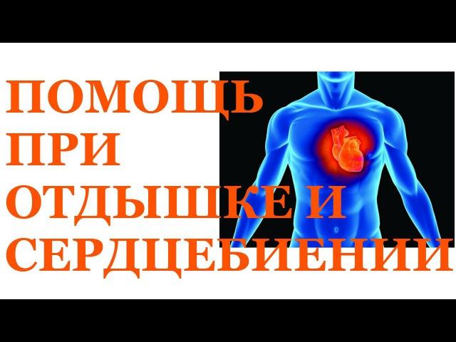 Сильное сердцебиение и одышка Как убрать без лекарств Николай Пейчев
