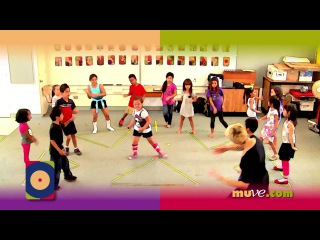 Exercise Kids Like - MUVE Dance Games for Kids are Fun Physical Activities for School and Home