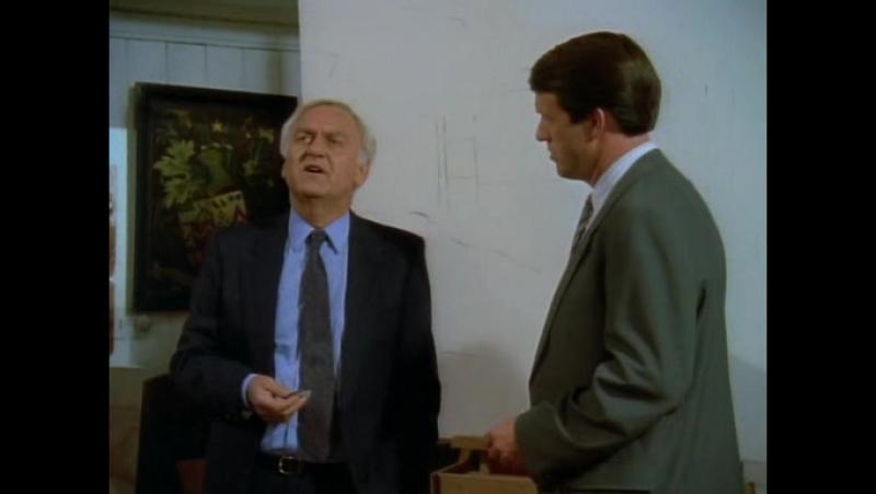 Инспектор Морс 5 сезон 3 серия из 3 Страх и Трепет