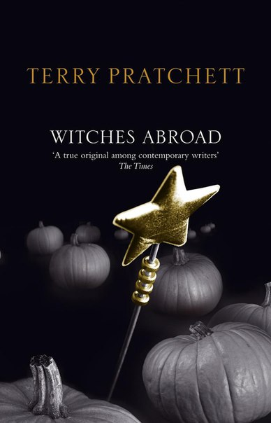 Terry Pratchett - Witches Abroad